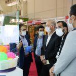 معرفی توانمندیهای شرکتهای دانشبنیان در نوزدهمین نمایشگاه بینالمللی ورزش
