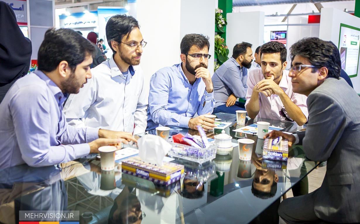 پاویون شرکتهای دانشبنیان در الکامپ ۲۰۱۹